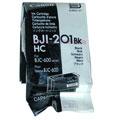 Canon BJI-201K Black High Capacity Original Cartridge