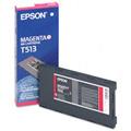 Epson T513 (T513011) Colorfast Magenta Original Ink Cartridge