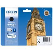 Epson T7031 (T703140) Black Standard Capacity Original Ink Cartridge (Big Ben)