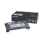 Lexmark C500S2MG Original Magenta Standard Capacity Toner Cartridge