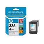 HP 336 Black Original Inkjet Print Cartridge with Vivera Ink