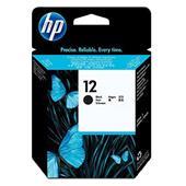 HP 12 Black Original Printhead