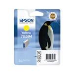 Epson T5594 (T559440) Yellow Original Ink Cartridge (Penguin)
