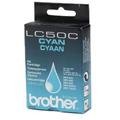 Brother LC50C Cyan Original Print Cartridge