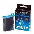 Brother LC02C Cyan Original Print Cartridge