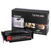 Lexmark 12A8320 Original Black Standard Capacity Toner Cartridge