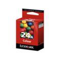 Lexmark No.24A Original Colour Ink Cartridge