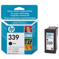 HP 339 Black Original High Capacity Inkjet Print Cartridge with Vivera Ink