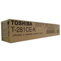 Toshiba T281CEK Black Original Toner