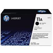 HP LaserJet Q6511A Black Original Standard Capacity Toner Cartridge with Smart Printing Technology
