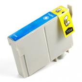 Compatible Cyan Epson T0802 Ink Cartridge (Replaces Epson T0802 Hummingbird)