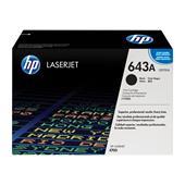 HP Colour LaserJet 643A Black Original Toner Cartridge with HP ColourSphere Toner (Q5950A)
