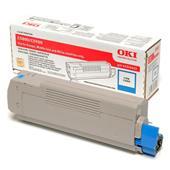 OKI 43324423 Original Cyan Toner Cartridge