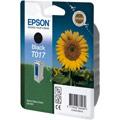 Epson T017 (T017401) Black Original Ink Cartridge (Sunflower)