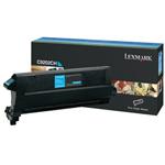 Lexmark C9202CH Original Cyan Toner Cartridge