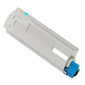 Compatible Cyan OKI 43324423 Toner Cartridge