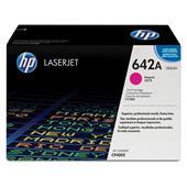 HP Colour Laserjet 642A Magenta Toner Cartridge with HP Colorsphere Toner (CB403A)