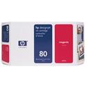 HP 80 Magenta Original High Capacity Inkjet Cartridge