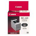 Canon BC-60 Black PrintHead with Black Original Ink Tank