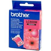 Brother LC800M Magenta Original Print Cartridge