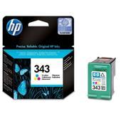 HP 343 Tri-Colour Original Standard Capacity Inkjet Print Cartridge with Vivera Inks