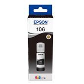 Epson 106 Photo Black Original Ecotank Ink Bottle (C13T00R140)