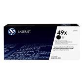 HP LaserJet Q5949X Black Original High Capacity Toner Cartridge with Smart Printing Technology