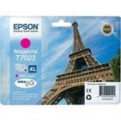 Epson T7023 (T702340) Magenta High Capacity Original Cartridge (Eiffel Tower)