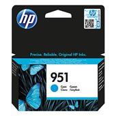 HP 951 Cyan Original Standard Capacity Ink Cartridge