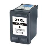 Compatible Black HP 21XL High Capacity Ink Cartridge (Replaces HP C9351CE)