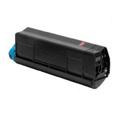 Compatible Magenta OKI 43872306 Standard Capacity Toner Cartridge