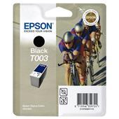Epson T003 (T003011) Black Original Ink Cartridge (Cyclist)