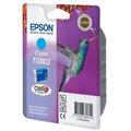 Epson T0802 (T080240)Cyan Original Ink Cartridge (Hummingbird)